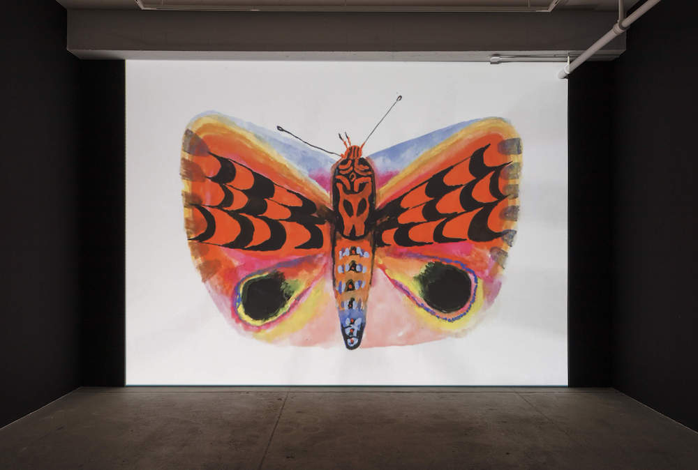 Allison Schulnik: Moth